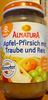 Apfel-Pfirsich mit Traube und Reis - Product