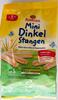 Mini Dinkel Stangen - Produit