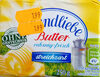 Landliebe Butter rahmig-frisch - Prodotto