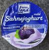 Sahnejoghurt mild, Heidelbeere - Produkt