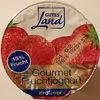 Gourmet Fruchtjoghurt Erdbeere - Produit