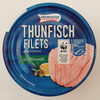 Thunfisch Filets, geschnitten, in Olivenöl - Product