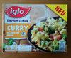 Curry aux lentilles et légumes - Produkt