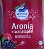Aronia-Granatapfel Direktsaf - Produkt