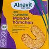 Bio gluten-free Mandelhörnchen - Product
