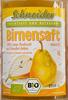 Birnensaft - Produkt