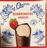 Quarksnacks Erdbeere - Product