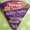 Taze Ücgen Yufka - Product