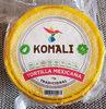 Tortillas Komali - Prodotto