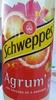 Scheweppes agrum' aux 4 saveurs de 4 agrumes - Produit