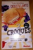 2 Croques Fromage - Product