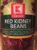 Classic - Red kidney beans - Produkt