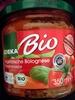 Vegetarische Bolognese Tomatensauce - Produit