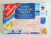 Alaska Seelachs Filets - Produkt