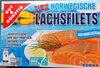 Norwegische Lachsfilets naturbelassen - Produkt