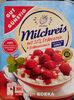 Milchreis mit Erdbeersauce - Product