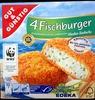 Fischburger - Produkt