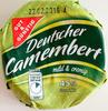 Deutscher Camembert - Produkt