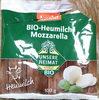 Bio-Heumilch Mozzarella - Produkt