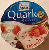Quarkdessert mit Schokoraspeln Erdbeere - Prodotto