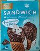 Sandwich Stracciatella & Keks - Product