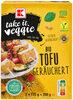 K-take it veggie Bio Tofu geräuchert - Product