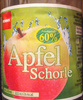 Apfel Schorle - Produkt