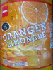 Orangen Limonade - Produkt