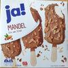 ja! Mandel Eis am Stiel - Product