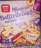 Pflaumen-Butterstreusel Kuchen - Produkt