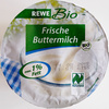 Frische Buttermilch - Product
