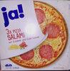 ja! Pizza Salami (3x350g) - Produkt