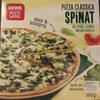 Pizza Classica Spinat - Produit