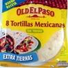 Tortillas mexicanas de trigo - Product