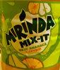Mirinda Mix-It вкус ананаса + груши - Product