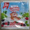 Йогурт фруктовый «Лесные ягоды» 1,5% - Producto
