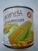 Кукуруза деликатесная - Product