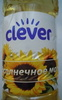 Подсолнечное масло «Clever» - Product