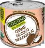 Crème de coco biologique - Produit