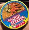 Nissin cup noodles (hot creamy seafoods) - Produit
