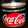 Coca-Cola Zero sugar Zero Caffeine - Product