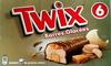 Twix barres glacées - Produit