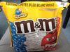 M&M's Peanut Édition Limitée Bleu Blanc Rouge - Produit