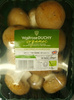 Organic chestnut mushrooms - Product