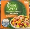 Thunfischsalat Western mit mais, Karotten und erbsen - Product