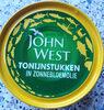 john west tonijnstukken - Prodotto