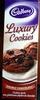 Luxury Cookies Double Chocolate Cadbury - Produit
