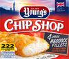 Young's Chip Shop 4 Large Haddock Fillets - Produit