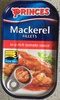 Mackerel fillets in tomato sauce - Product