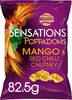 Mango & Chilli Chutney Poppadoms - Produit